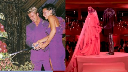 10 Celebrity Couples Who Broke Traditional Wedding Standards