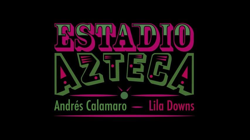 Andrés Calamaro - Estadio Azteca