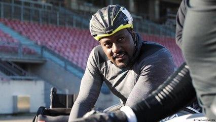 Paralympic Athlete Alhassane Baldé