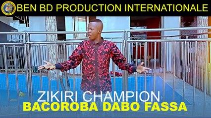 Zikiri Champion - Bakoroba Dabo Fassa - Zikiri Champion