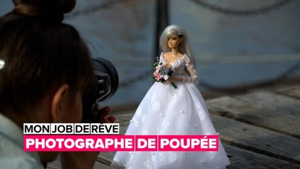 Mon job de rêve : photographe de poupées