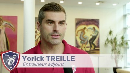L'analyse de l'Italie par l'entraîneur adjoint Yorick Treille