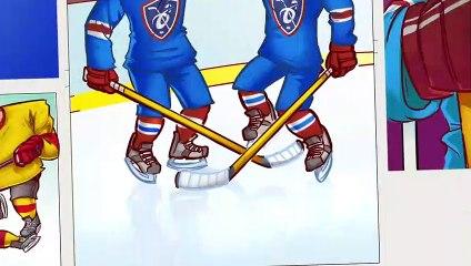 Le Hockey, c'est le plaisir !