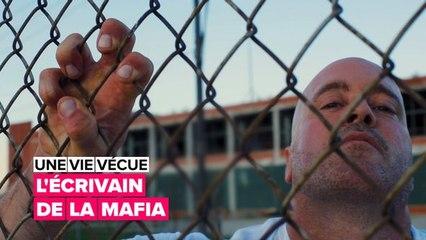 Une vie vécue : l'écrivain de la mafia