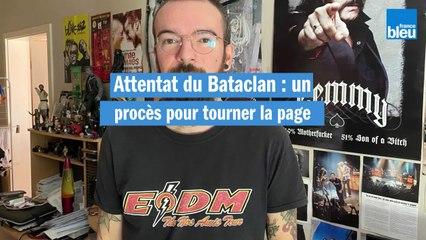 Attentat du Bataclan : Thomas Schneider, victime rescapée, attend le procès pour tourner la page