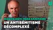 Regain d'antisémitisme dans les manifestations anti-pass sanitaire: l'analyse de ce sociologue