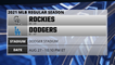Rockies @ Dodgers Game Preview for AUG 27 - 10:10 PM ET