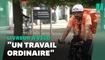 Exilé en Allemagne, cet ex-ministre afghan est désormais livreur à vélo