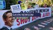 Gavin Newsom in Jeopardy