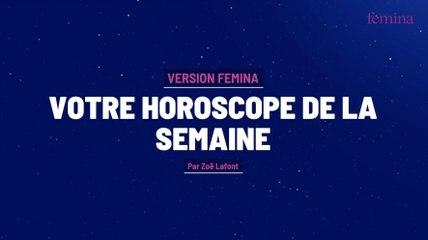 Votre horoscope de la semaine du 29 août au 4 septembre 2021