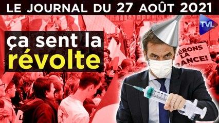 Passe Sanitaire - Véran : l'anti-science ?  - JT du vendredi 27 août 2021
