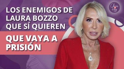 Laura Bozzo a prisión: los enemigos que quieren verla en la cárcel   Laura Bozzo to prison: the enemies who want to see her in prison