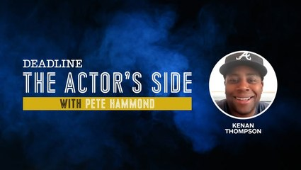 Kenan Thompson   The Actor's Side