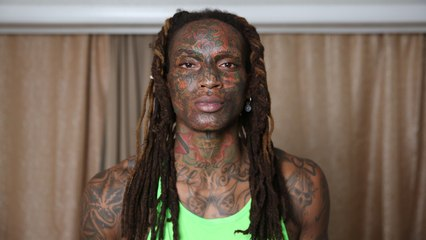 My Entire Face And Body Are Tattooed - Until Today | TRANSFORMED