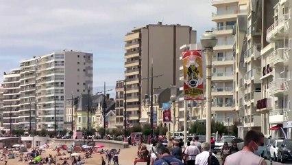 Les Sables d'Olonne-2021 Grande plage (2)