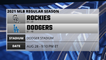 Rockies @ Dodgers Game Preview for AUG 28 -  9:10 PM ET