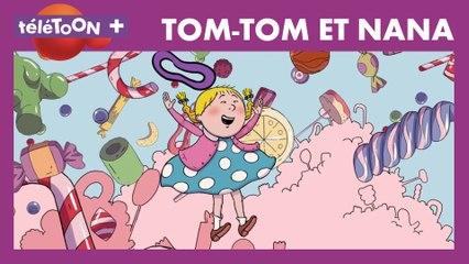 """TOM-TOM ET NANA - Extrait de l'épisode """"Code Bonbon"""" - TéléTOON+"""