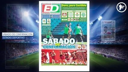 Revista de prensa del 28-08-2021