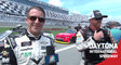 AJ Allmendinger after P2 finish at Daytona: 'Photoshoot right there coming across the line'