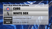 Cubs @ White Sox Game Preview for AUG 29 -  2:10 PM ET