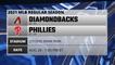 Diamondbacks @ Phillies Game Preview for AUG 29 -  1:05 PM ET