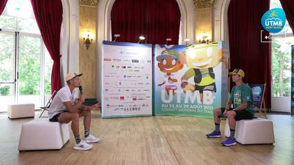 UTMB® 2021 Interview (FR) - Mathieu BLANCHARD