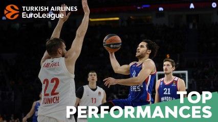 Top Performances, 2019-20: Shane Larkin, Anadolu Efes Istanbul