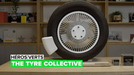 Héros verts  : the Tyre Collective