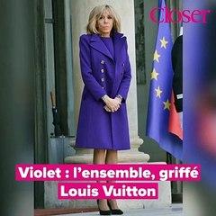 Brigitte Macron : retour sur les looks colorés de la première dame