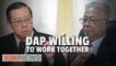 #KiniNews: Unity govt not on DAP's mind, Ismail Sabri under quarantine