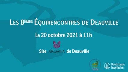 Les EQUIRENCONTRES Deauville 2021 : clip
