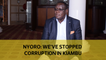 Nyoro: We've stopped corruption in Kiambu
