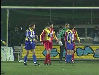 Galatasaray 2-1 Fenerbahçe 12.03.1994 - 1993-1994 Turkish 1st League Matchday 21