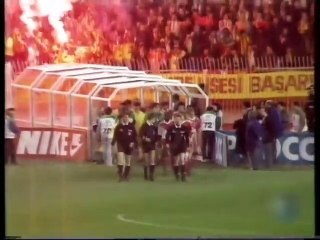 AS Monaco 3-0 Galatasaray 02.03.1994 - 1993-1994 UEFA Champions League Group A Matchday 3 (Ver. 2)