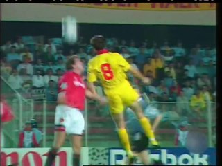 Galatasaray 0-0 Manchester United 03.11.1993 - 1993-1994 UEFA Champions League 2nd Round 2nd Leg (Ver. 2)