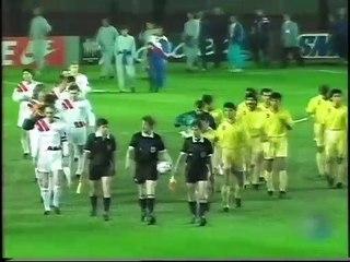 Galatasaray 1-2 Spartak Moskova 13.04.1994 - 1993-1994 UEFA Champions League Group A Matchday 6 (Ver. 2)