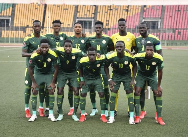 CONGO - SÉNÉGAL (1-3) : Résumé de tous les buts (Vidéo)