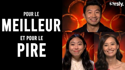 SHANG-CHI : les anecdotes du casting