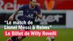 Le match de Lionel Messi à Reims - Le billet de Willy Rovelli