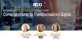 Webinar: Como gestionar la Transformación Digital