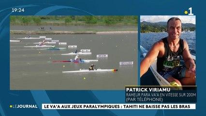 Va'a aux Jeux paralympiques : ce n'est que partie remise