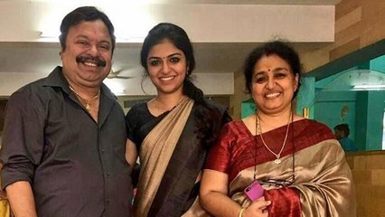 Actress dubbing artist Raveena's father passes away suddenly