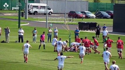 PwC Interprovincial Highlights: Ulster U18 Schools v Munster U18 Schools