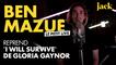 Le Petit Live de Ben Mazué - I Will Survive de Gloria Gaynor