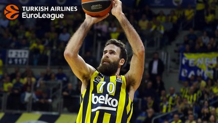 From the archive: Gigi Datome highlights