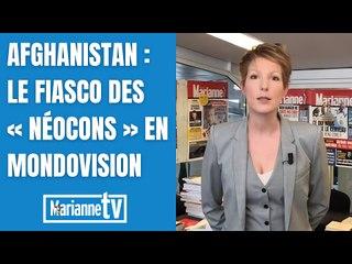 Afghanistan  le fiasco des « néocons » en mondovision