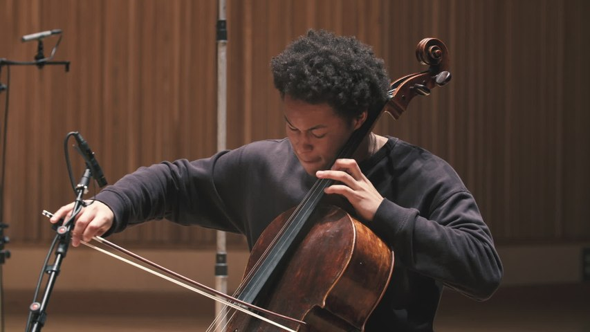 Sheku Kanneh-Mason - Barber: A Slumber Song of the Madonna (Arr. Parkin for Cello and Piano)
