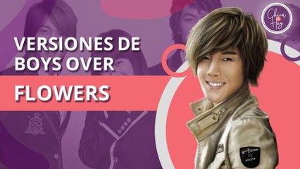 F4 Thailand: Conoce todas las versiones de Hana Yori Dango (Boys Over Flowers)   F4 Thailand: Meet all versions of Hana Yori Dango (Boys Over Flowers)