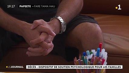 Deuil suite au covid-19 : trouver un soutien psychologique au Fare tama hau