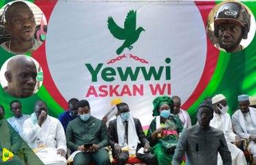 """Coalition de l'opposition : Ce que les Sénégalais attendent de """"Yewwi askan Wi"""""""